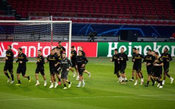 Η πρεμιέρα της ΑΕΚ στο Champions League