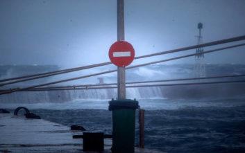 Κλειστή η ακτοπλοϊκή γραμμή Ζάκυνθος - Κυλλήνη λόγω κακοκαιρίας