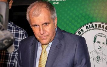 Ομπράντοβιτς: Με δίδαξε πολλά πράγματα ο Παύλος Γιαννακόπουλος