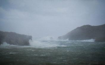 Πάνω από 1.200 χιλιοστά βροχής στα Χανιά τον Φεβρουάριο, ούτε σταγόνα στην Πτολεμαΐδα