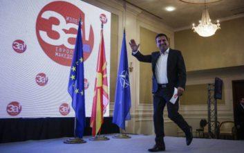 Ζάεφ: Η συντριπτική πλειοψηφία ψήφισε «ναι» στο δημοψήφισμα