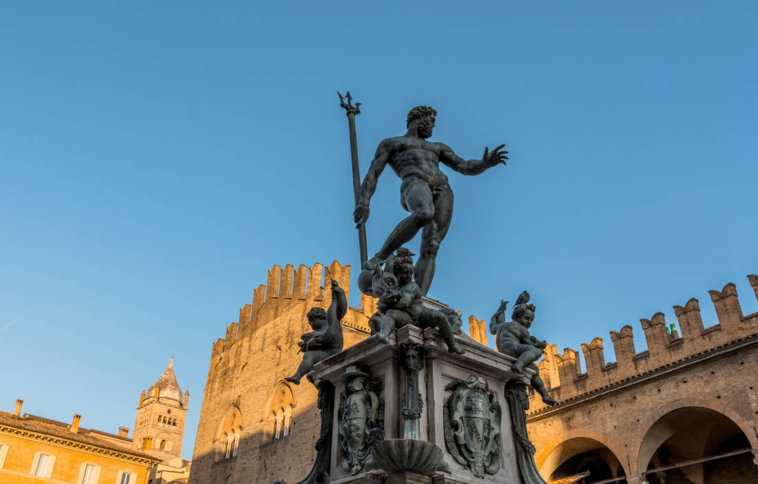 Το εντυπωσιακό άγαλμα του Ποσειδώνα που δεν είναι στην Ελλάδα