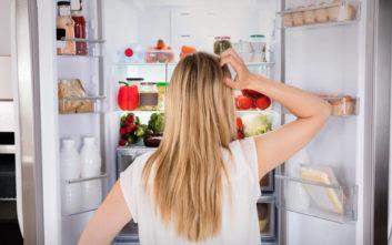 Ποια συνήθεια πρέπει να εφαρμόσετε με το ψυγείο σας για να τρώτε πιο υγιεινά