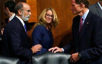 Κριστίν Μπλάζεϊ Φορντ, η τρομοκρατημένη κατήγορος του δικαστή Κάβανο