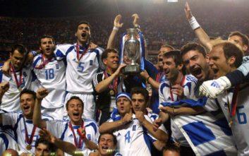 Ζαγοράκης: Στην Αθήνα η αναβίωση του έπους του Euro 2004