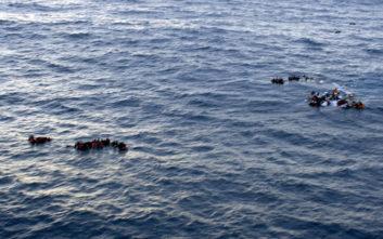 Τουλάχιστον πέντε νεκροί σε ναυάγιο με μετανάστες ανοιχτά της Τουρκίας