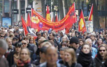 Νέα διαδήλωση από ακροδεξιούς και αντιφασίστες στο Κέμνιτς