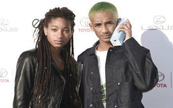 Η κόρη του Γουίλ Σμιθ στη διαφημιστική καμπάνια αρώματος