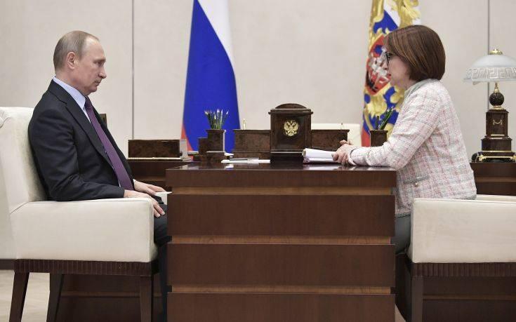 Η κίνηση των Ρώσων ενάντια στους πληθωριστικούς κινδύνους