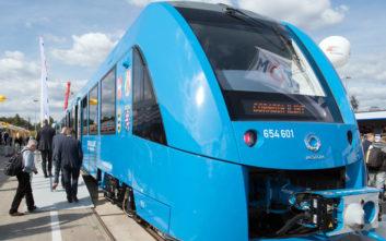 Αυτό είναι το τρένο του αύριο