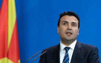 Ο Ζάεφ πετάει το μπαλάκι στην Αθήνα για τη «μακεδονική» γλώσσα