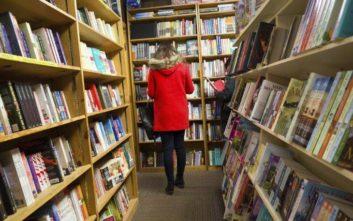 Ο τυχερός που κέρδισε ολόκληρο βιβλιοπωλείο στη λοταρία