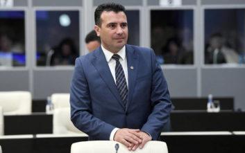 Ζάεφ: Στην Αθήνα θα έρθω με αεροσκάφος που θα γράφει «Βόρεια Μακεδονία»