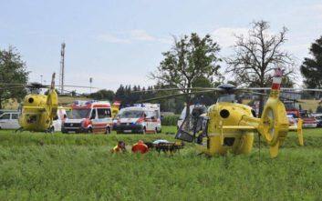 O οδηγός του λεωφορείου που συγκρούστηκε με το τρένο στην Αυστρία είναι ο νεκρός