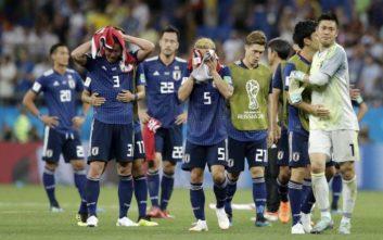 Αναβλήθηκε το φιλικό της Ιαπωνίας με τη Χιλή