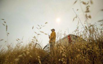 Τεράστιος κίνδυνος για την Καμπέρα από δασικές πυρκαγιές