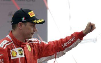 Τέλος εποχής για Ραϊκόνεν στη Ferrari, ο Λεκλέρκ στη θέση του