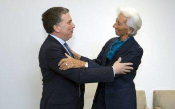 ΔΝΤ και Αργεντινή τα «βρίσκουν» στην ενίσχυση του προγράμματος