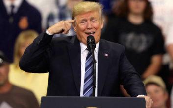 Ο Τραμπ κάνει κακό στην εικόνα των ΗΠΑ στο εξωτερικό