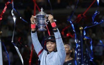 Έκανε την έκπληξη η Οσάκα και κατέκτησε το US Open