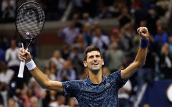 Ο Τζόκοβιτς θριαμβευτής του US Open