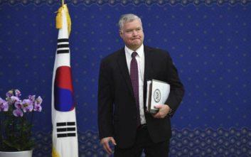 Στη Σεούλ ο νέος ειδικός απεσταλμένος των ΗΠΑ για την Β. Κορέα