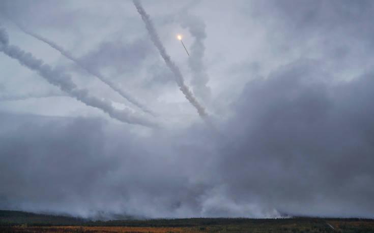 «Αόρατους» πυραύλους δοκίμασε ο ρωσικός στρατός