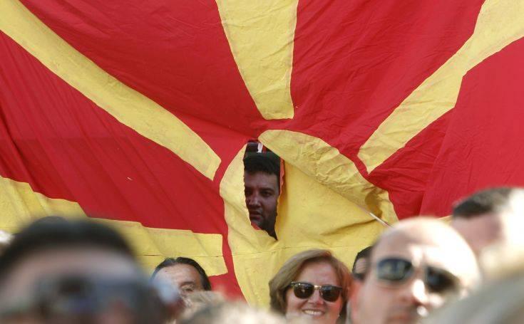 «Αποφασιστικές μέρες για την πΓΔΜ»