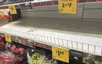 Η βιομηχανία της φράουλας σε κρίση μετά την υπόθεση με τις βελόνες