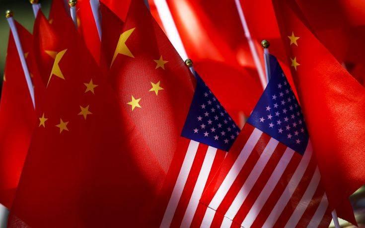 ΕΚΤ: Ζημιωμένες οι ΗΠΑ από έναν εμπορικό πόλεμο με την Κίνα