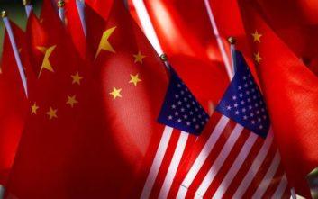 Εμπορικός πόλεμος ΗΠΑ - Κίνας: Το Πεκίνο δηλώνει έτοιμο να υπερασπιστεί τα συμφέροντά του