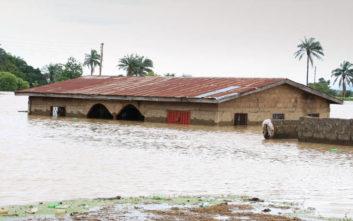 Φονικές πλημμύρες στη Νιγηρία