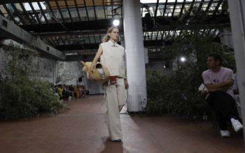 Ξεκίνησε η Εβδομάδα «Πράσινης» Μόδας στο Μιλάνο