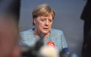 Δεν θα είναι ξανά υποψήφια για την προεδρία του CDU η Μέρκελ