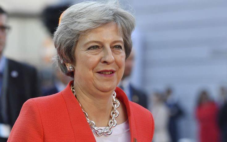 Μέι: Ένα Brexit χωρίς συμφωνία είναι καλύτερο από την προσφορά που παρουσίασε η ΕΕ