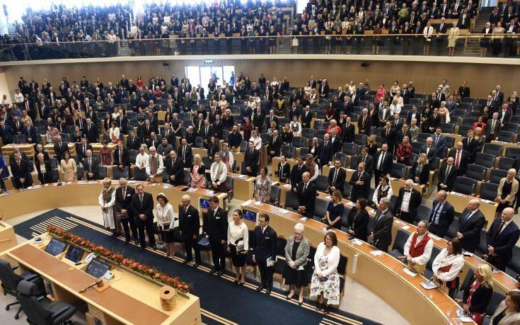 Σε πολιτικό αδιέξοδο η Σουηδία, δεν πήρε ψήφο εμπιστοσύνης ο Λεβέν