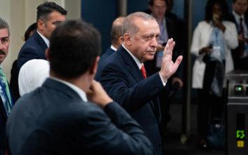 Ο Ερντογάν στην Γερμανία με στόχο τον τερματισμό της διμερούς έντασης