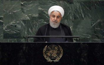 Ο Πρόεδρος του Ιράν προειδοποιεί: Λιγοστεύει ο χρόνος για τη σωτηρία της πυρηνικής συμφωνίας
