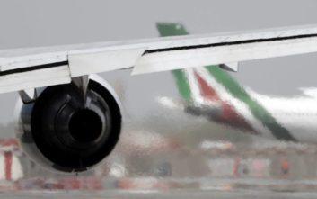 Επανέρχονται από την Τετάρτη οι πτήσεις της Alitalia από Ρώμη προς Αθήνα