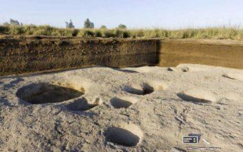 Οικισμός που χρονολογείται από το 5.000 π.Χ. ανακαλύφθηκε στην Αίγυπτο