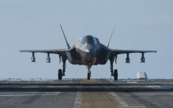 Καθηλώθηκαν στο έδαφος τα αεροσκάφη F-35 σε όλο τον κόσμο