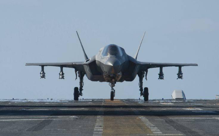 Και επίσημα εκτός προγράμματος των F-35 η Τουρκία