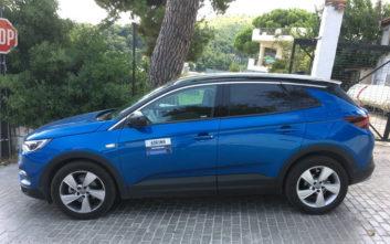 Οδηγούμε το Opel Grandland X 1.2T