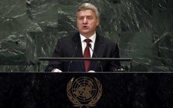 Ποιος είναι ο πρόεδρος της ΠΓΔΜ που επιμένει στο «όχι» στο δημοψήφισμα