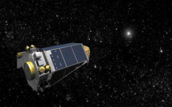 Το διαστημικό τηλεσκόπιο «Κέπλερ» της NASA ξεμένει από καύσιμα