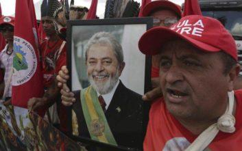 Ο πρώην πρόεδρος της Βραζιλίας Λούλα αναμένεται να αποσύρει την υποψηφιότητά του
