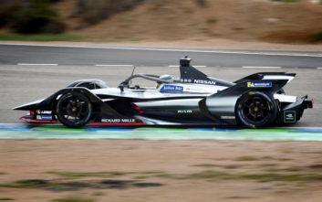 H Nissan πατάει γκάζι για την Formula E