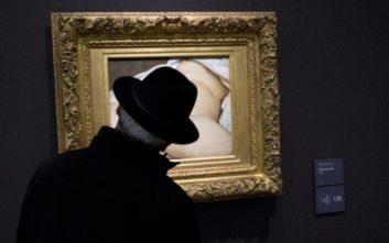 Ταυτοποιήθηκε το μοντέλο για τον πίνακα «Η Προέλευση του Κόσμου»