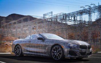 Ένα μοντέλο της BMW «γεννιέται» στην Κοιλάδα του Θανάτου