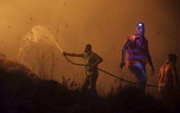 Δώδεκα κατηγορούμενοι για ανθρωποκτονία μετά από φονική πυρκαγιά στην Πορτογαλία